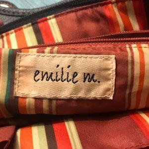 emilie m. Bags - Emilie m. Gray blue bag